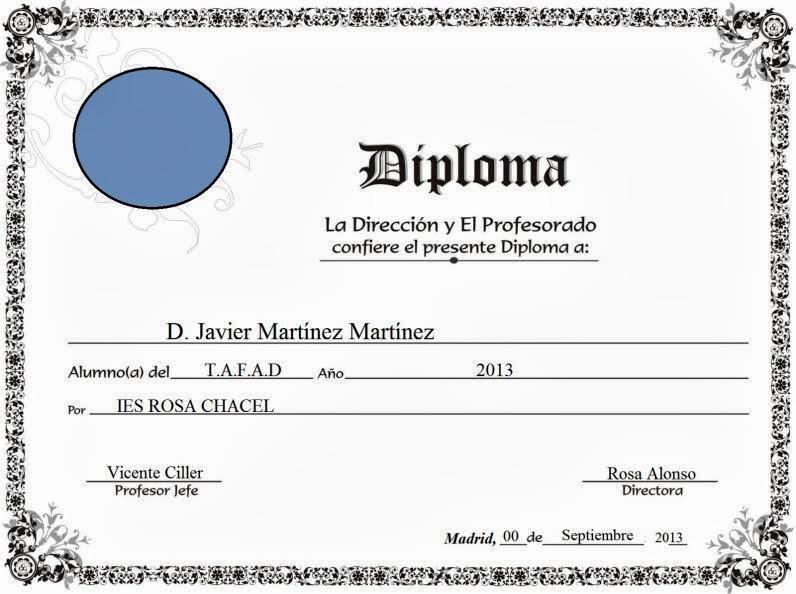 Formatos De Diplomas Para Modificar Beautiful Sport Team Madrid O Hacer Un Diploma
