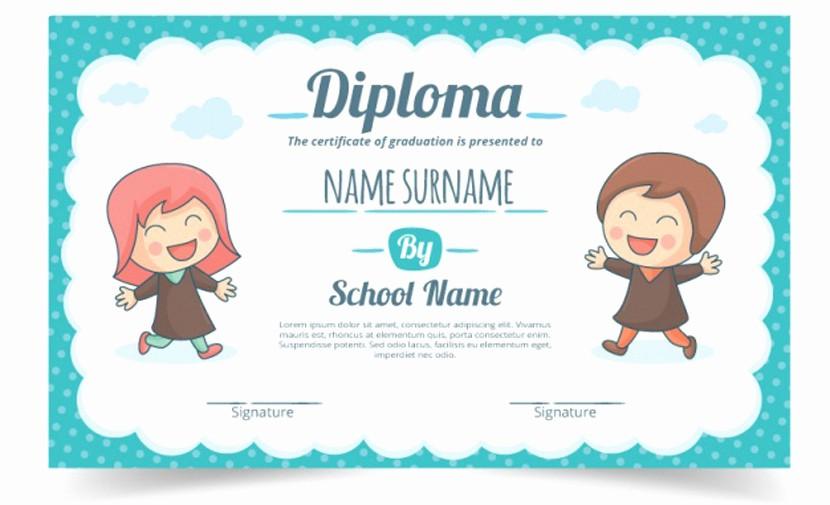 Formatos De Diplomas Para Modificar Inspirational 37 Plantillas Para Diplomas Y Certificados Pletamente