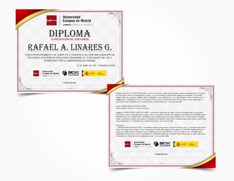Formatos De Diplomas Por Aprovechamiento Luxury Plantillas Para Reconocimientos Canva Engaging Clothing