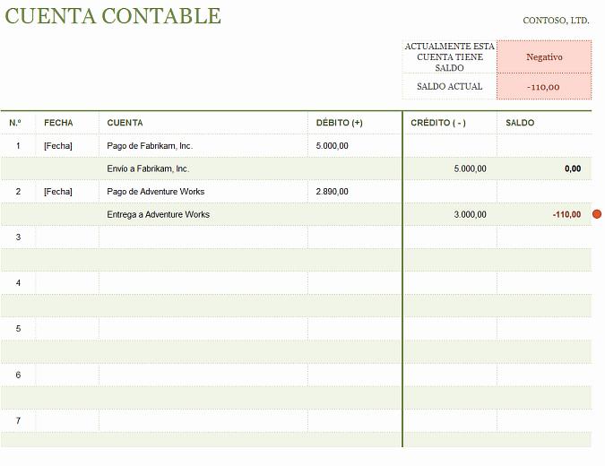 Formatos De Excel Para Contabilidad Awesome Empresa Fice