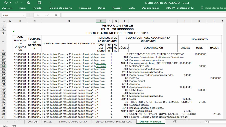 Formatos De Excel Para Contabilidad Awesome formato Libro Diario De Contabilidad En Excel
