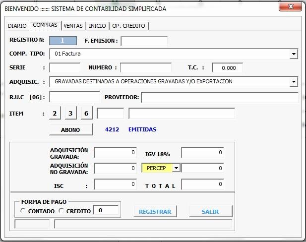 Formatos De Excel Para Contabilidad Beautiful Sistema De Contabilidad Simplificada En Excel
