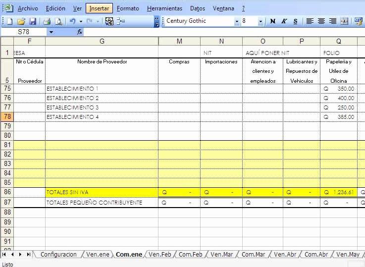 Formatos De Excel Para Contabilidad Best Of Descargar formatos Gratis De Contabilidad Contabilidad