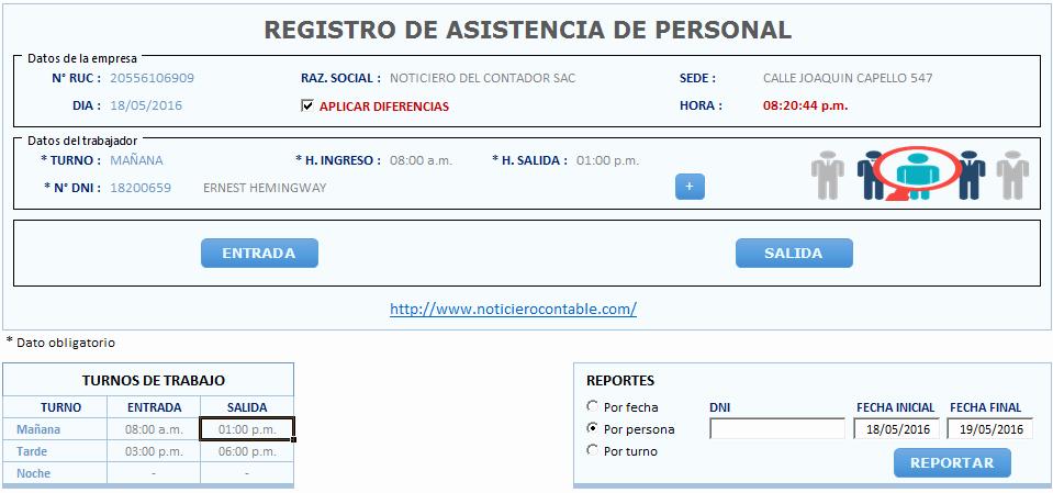 Formatos De Excel Para Contabilidad Lovely Descarga Control De asistencia Del Trabajador En Excel