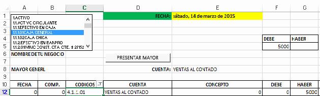Formatos De Excel Para Contabilidad New Descarga Gratis Tu Sistema Contable En Excel Y