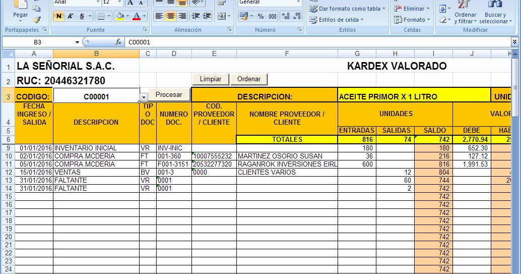 Formatos De Excel Para Reportes Beautiful Resultado De Imagen Para formato De Kardex En Excel Gratis