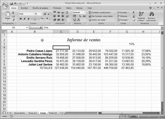 Formatos De Excel Para Reportes Lovely El Tipo De Letra En Excel formatos Y Gráficos En Excel 2007