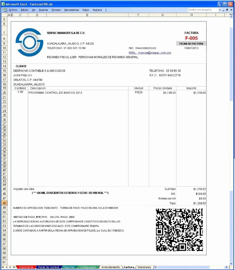 Formatos De Facturas En Excel Fresh Calcular La Declaracion Anual Iva Ietu isr Ide