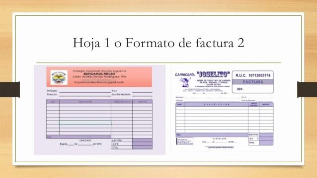 Formatos De Facturas En Excel Lovely formatos De Factura Excel