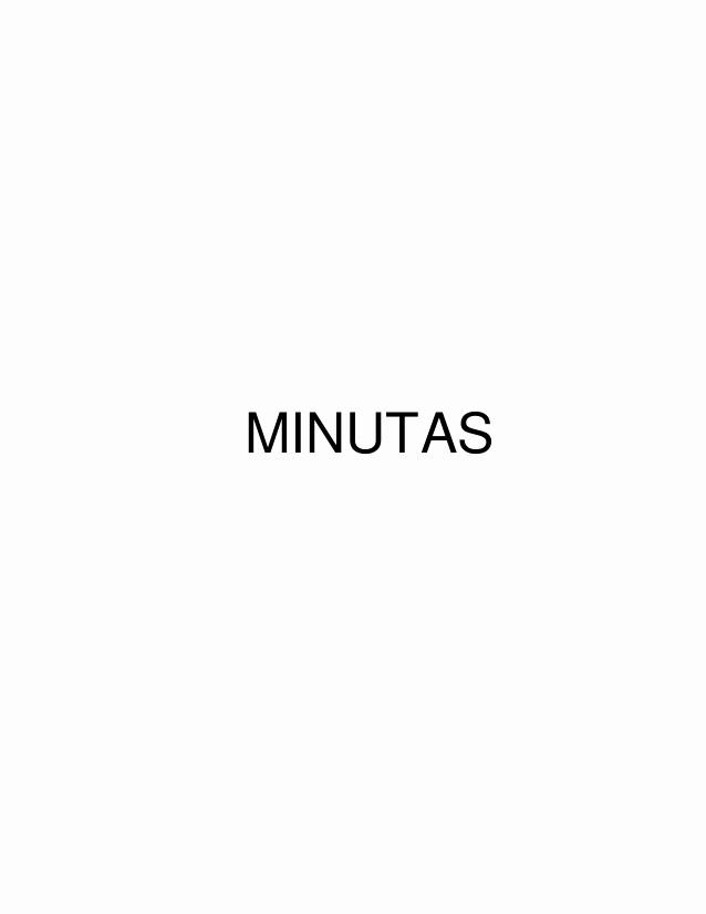 Formatos De Minutas De Reunion Best Of formato De Minuta De Reunión