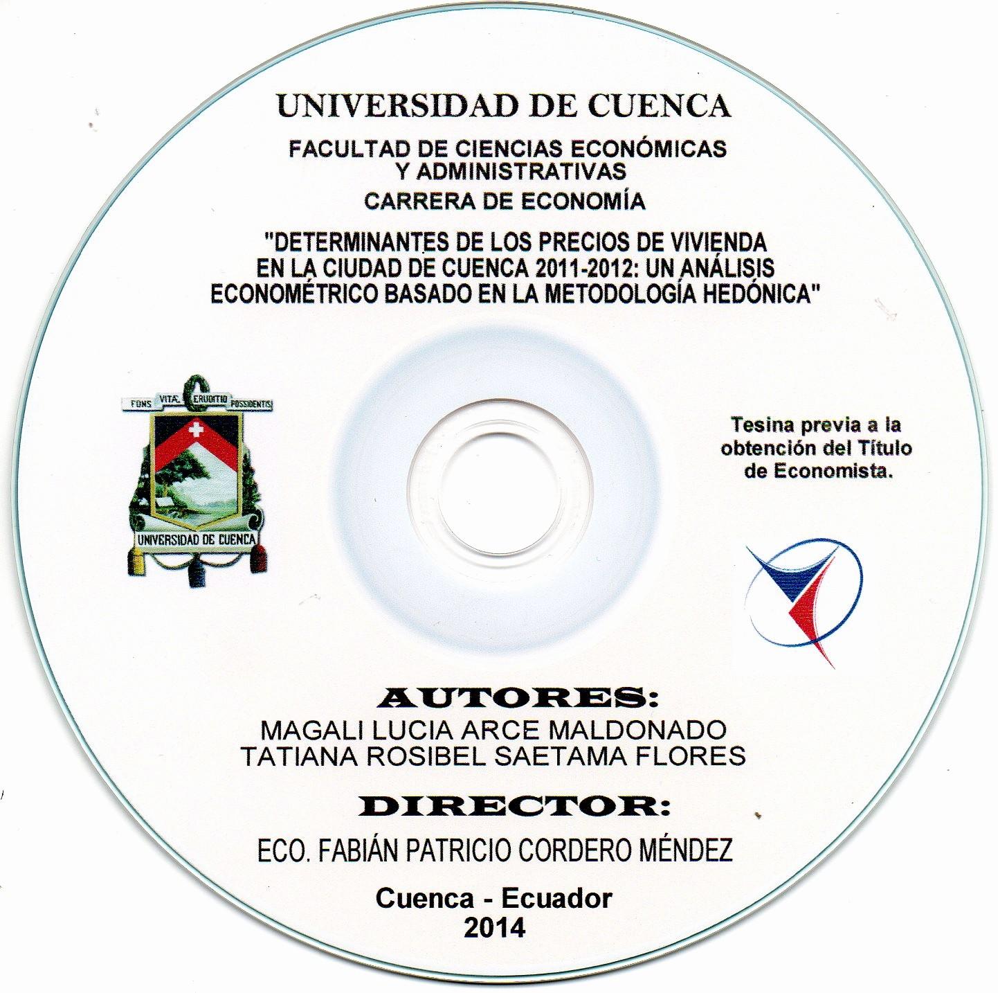 Formatos De Portadas Para Word Luxury Repositorio Digital De La Universidad De Cuenca formato