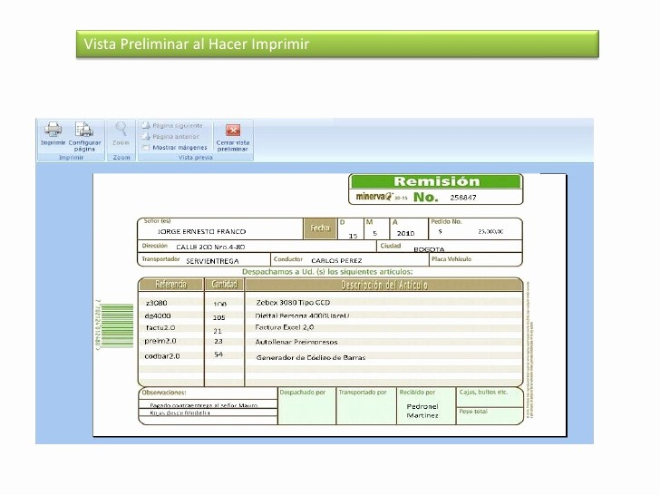 Formatos De Remision En Excel Inspirational Cómo Autollenar formatos Pre Impresos
