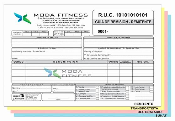 Formatos De Remision En Excel Luxury DiseÑos De Facturas Boletas Guia De RemisiÓn Ect