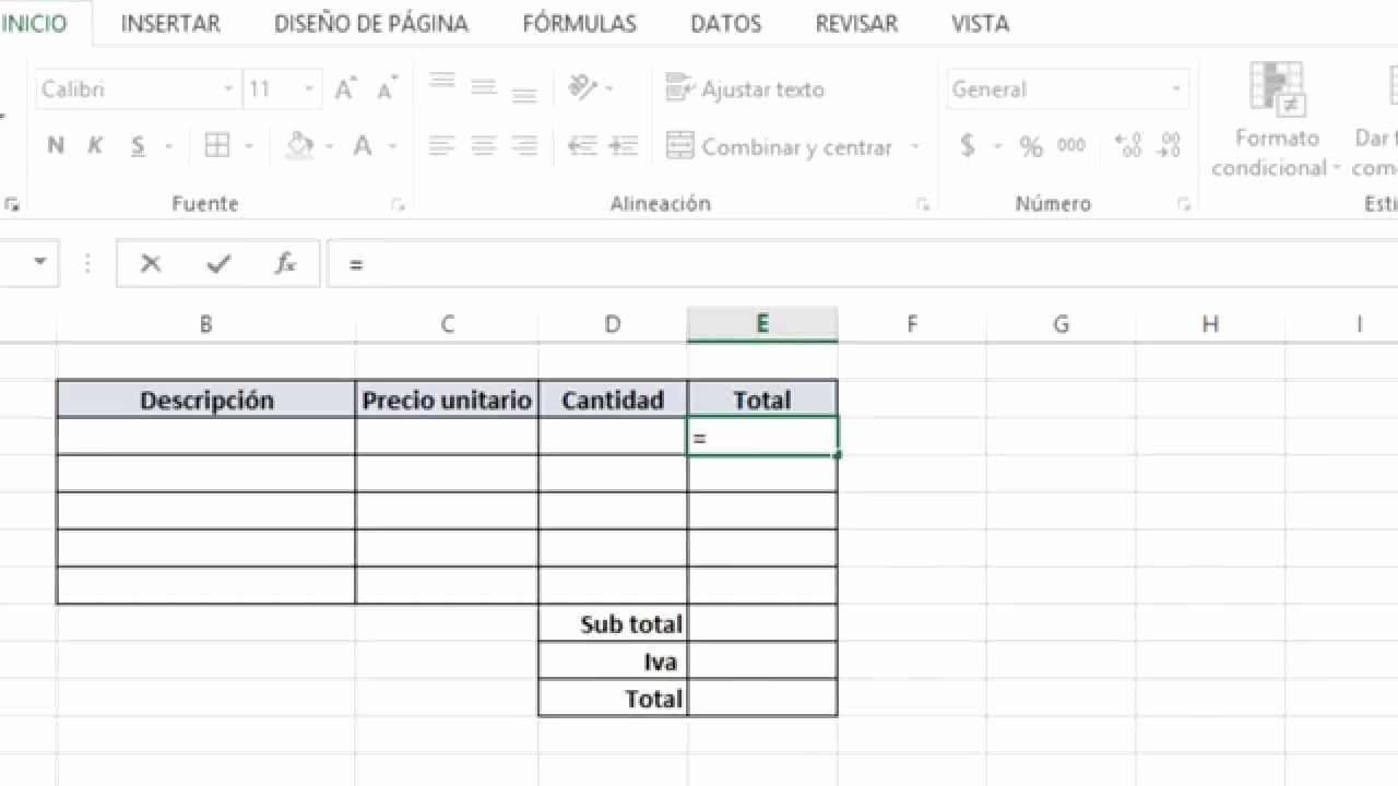 Formatos De Remision En Excel Luxury Nota De Venta Básica Con Excel