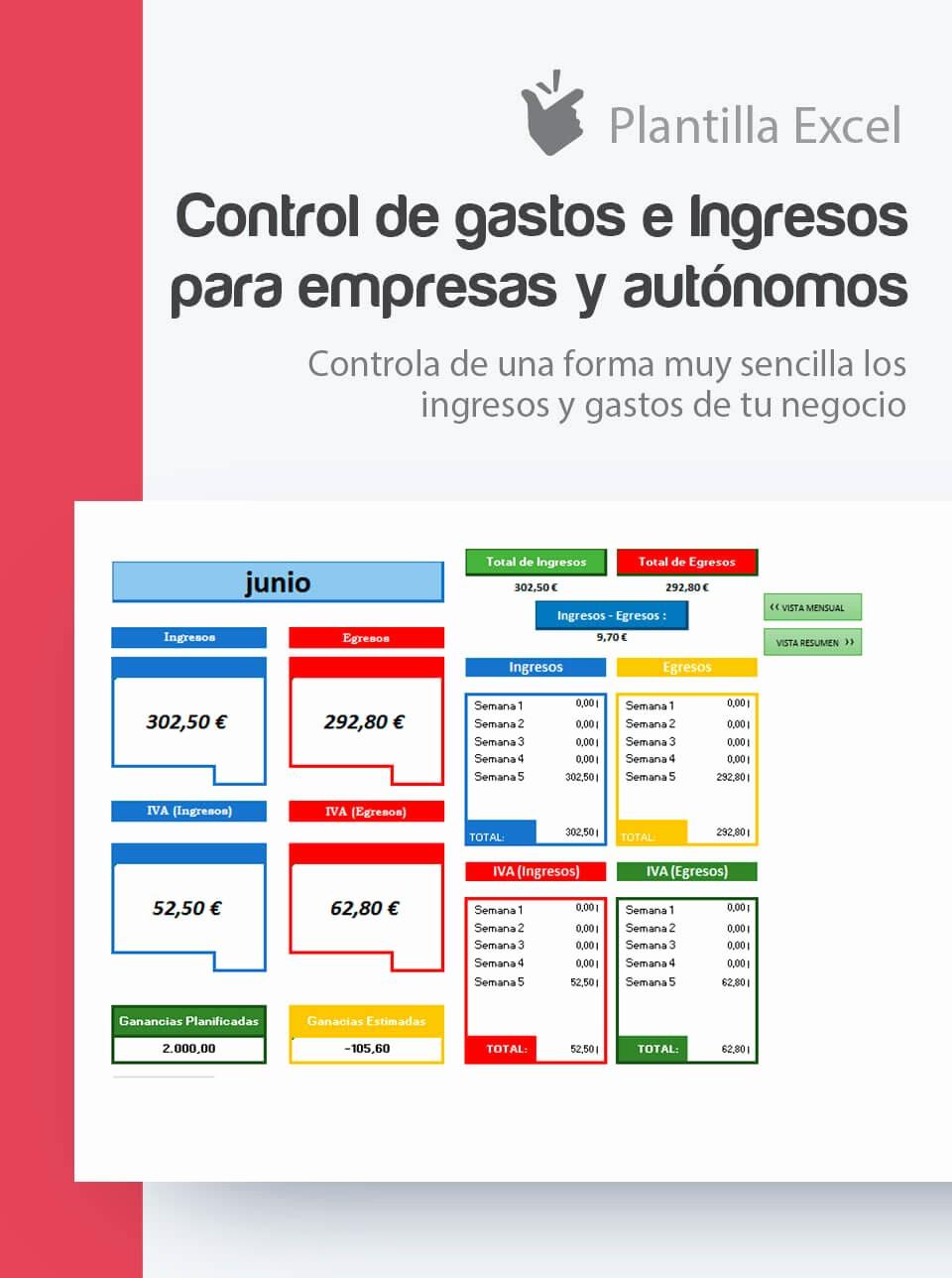 Formatos Para Control De Gastos Best Of Plantilla De Control De Gastos E Ingresos Para Empresas Y