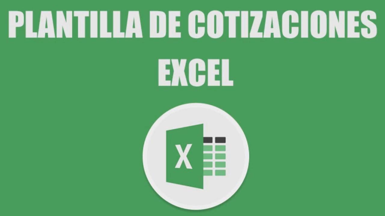 Formatos Para Cotizaciones O Presupuestos Elegant Plantillas De Cotizaciones Excel