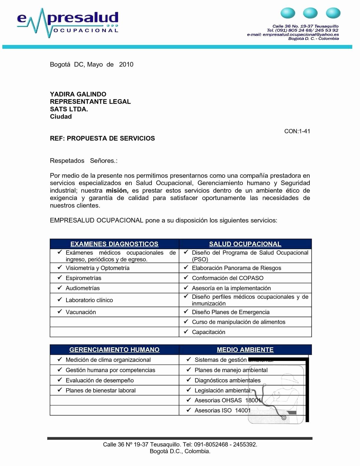 Formatos Para Cotizaciones O Presupuestos New Calaméo Ejemplo Propuesta De Servicios