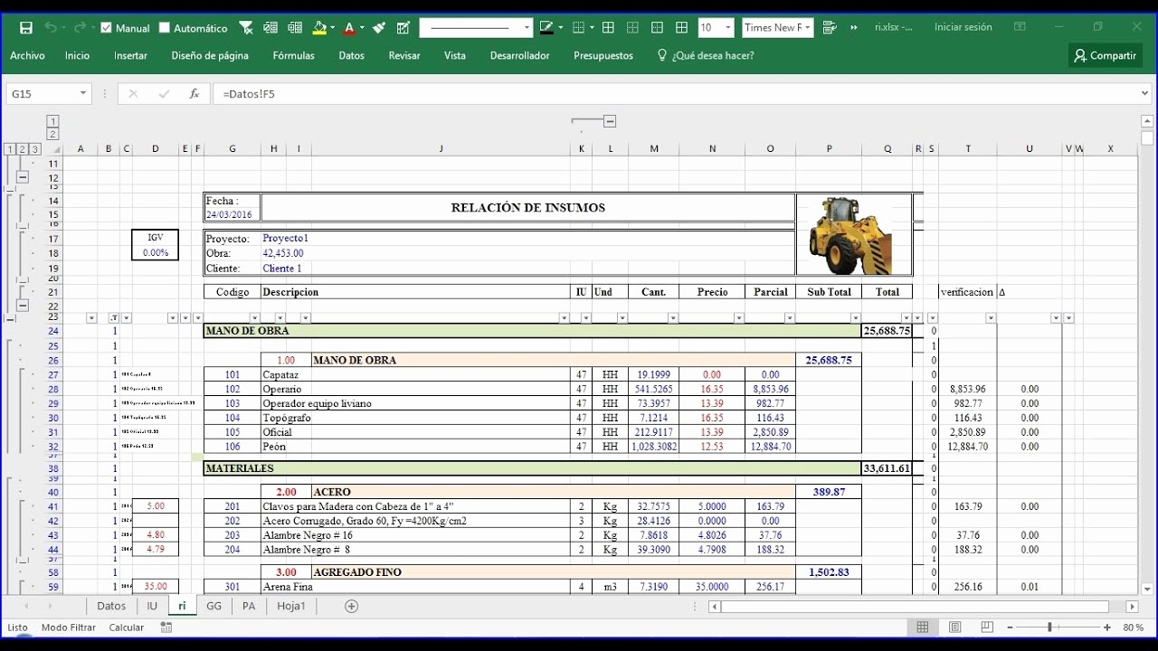 Formatos Para Presupuestos En Excel Beautiful Modelo De Presupuesto Excel Introduccion 3