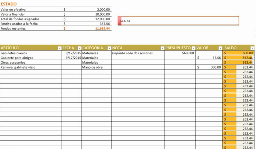 Formatos Para Presupuestos En Excel Luxury Plantillas De Ppto Gratis En Excel Para Cualquier Uso