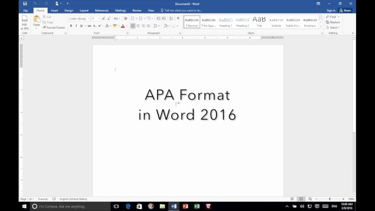 Formatting Apa Paper In Word Luxury 1000 Ideas About Apa Style On Pinterest