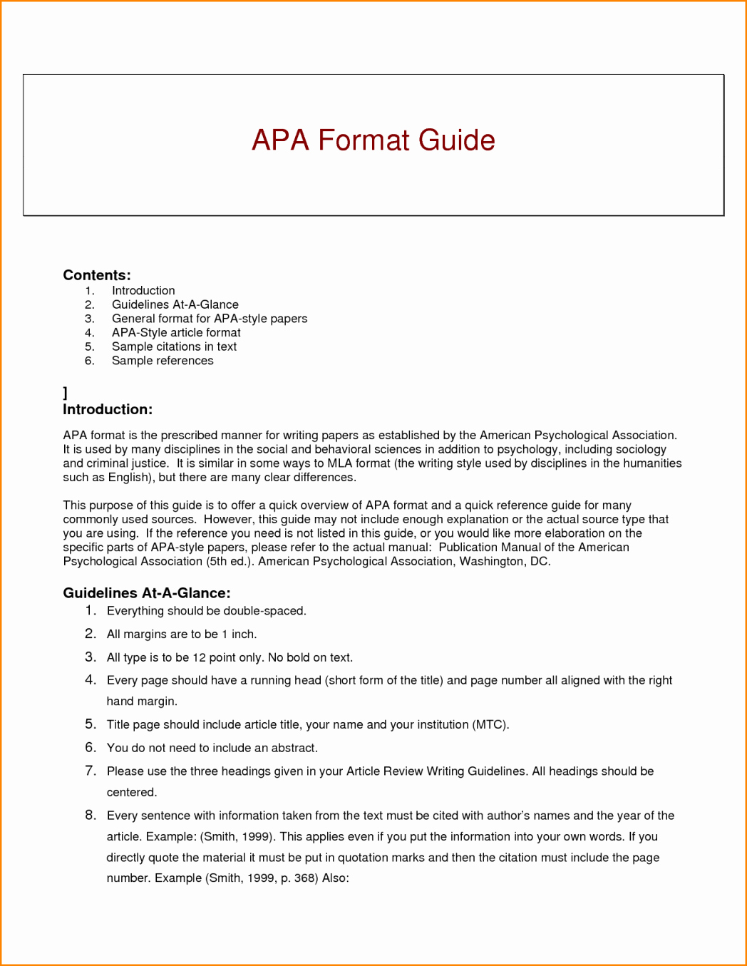 Formatting Apa Paper In Word Luxury How to Write A Summary Paper In Apa format