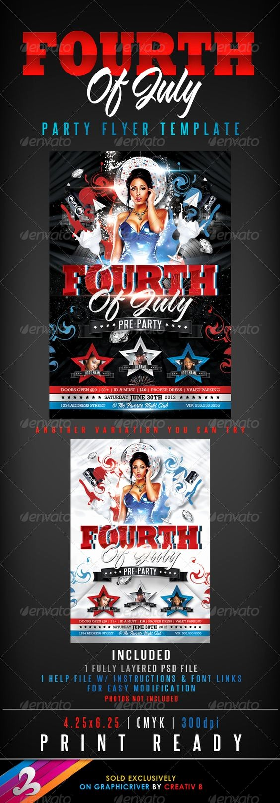 Fourth Of July Invitation Template Awesome La S Day Invitation Templates