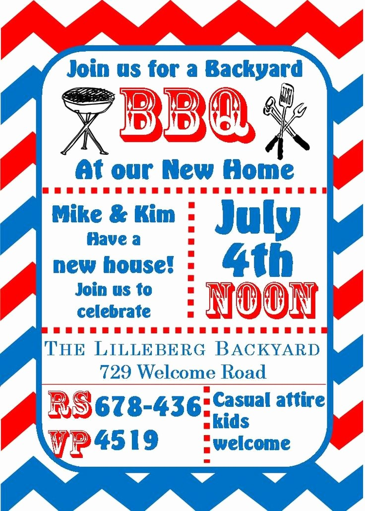 Fourth Of July Party Invitations Awesome 61 Best Images About 4th Of July Party Invitations On