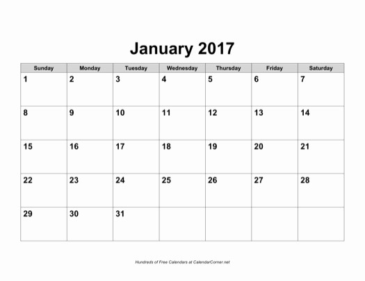 Free 2017 Printable Calendar Word Fresh July 2017 Calendar Word