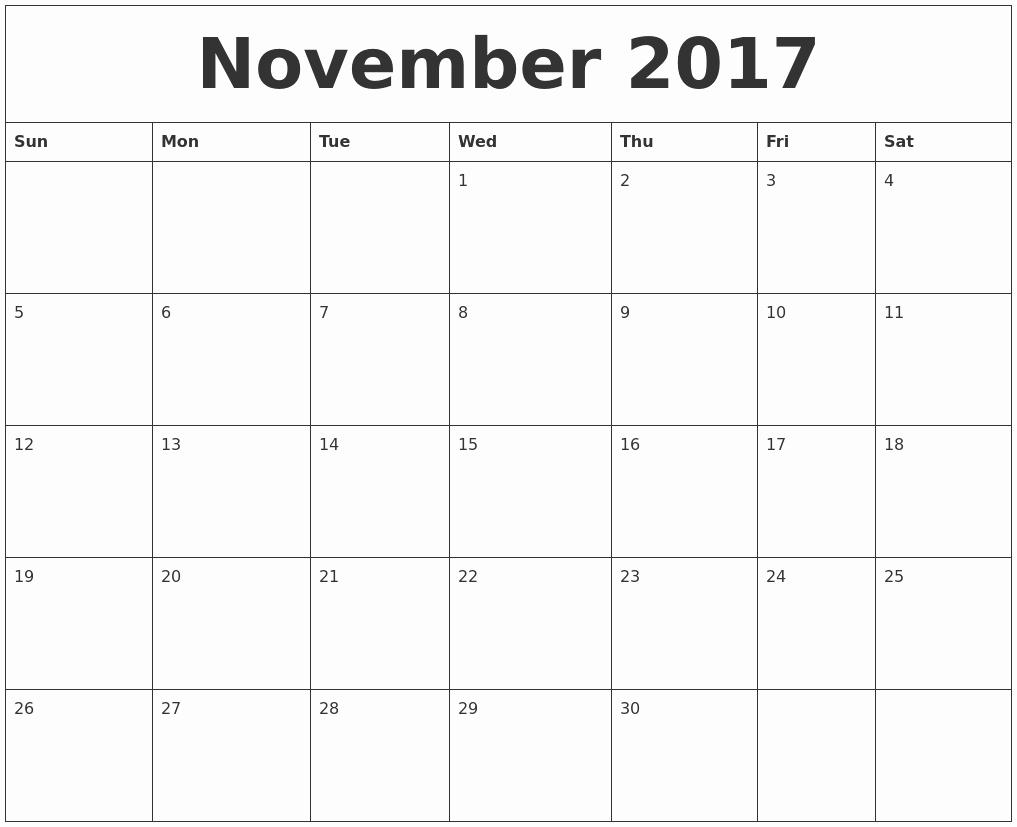 Free 2017 Printable Calendar Word Lovely September 2017 Monthly Calendar Printable