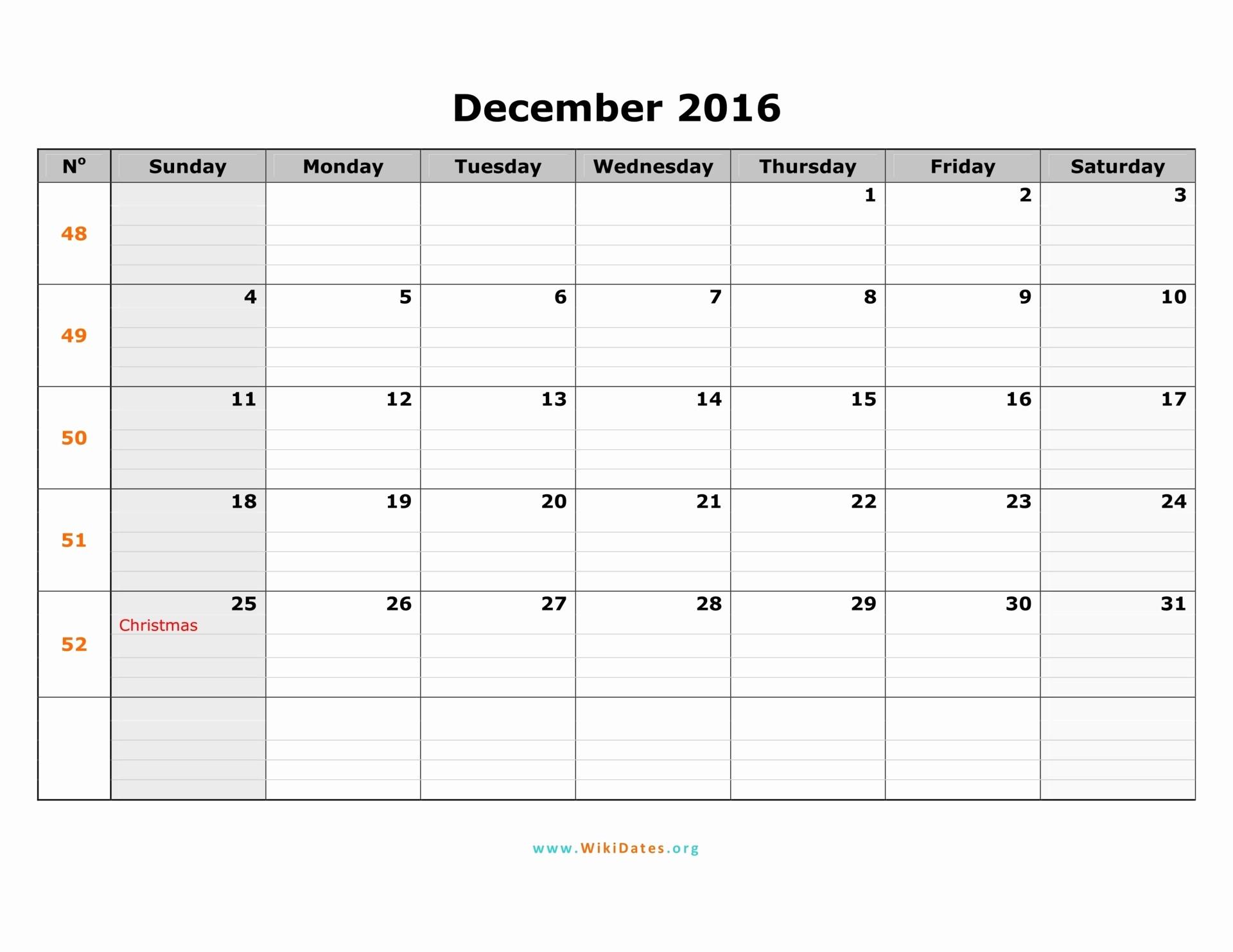 Free 2017 Printable Calendar Word Unique December 2017 Calendar Word