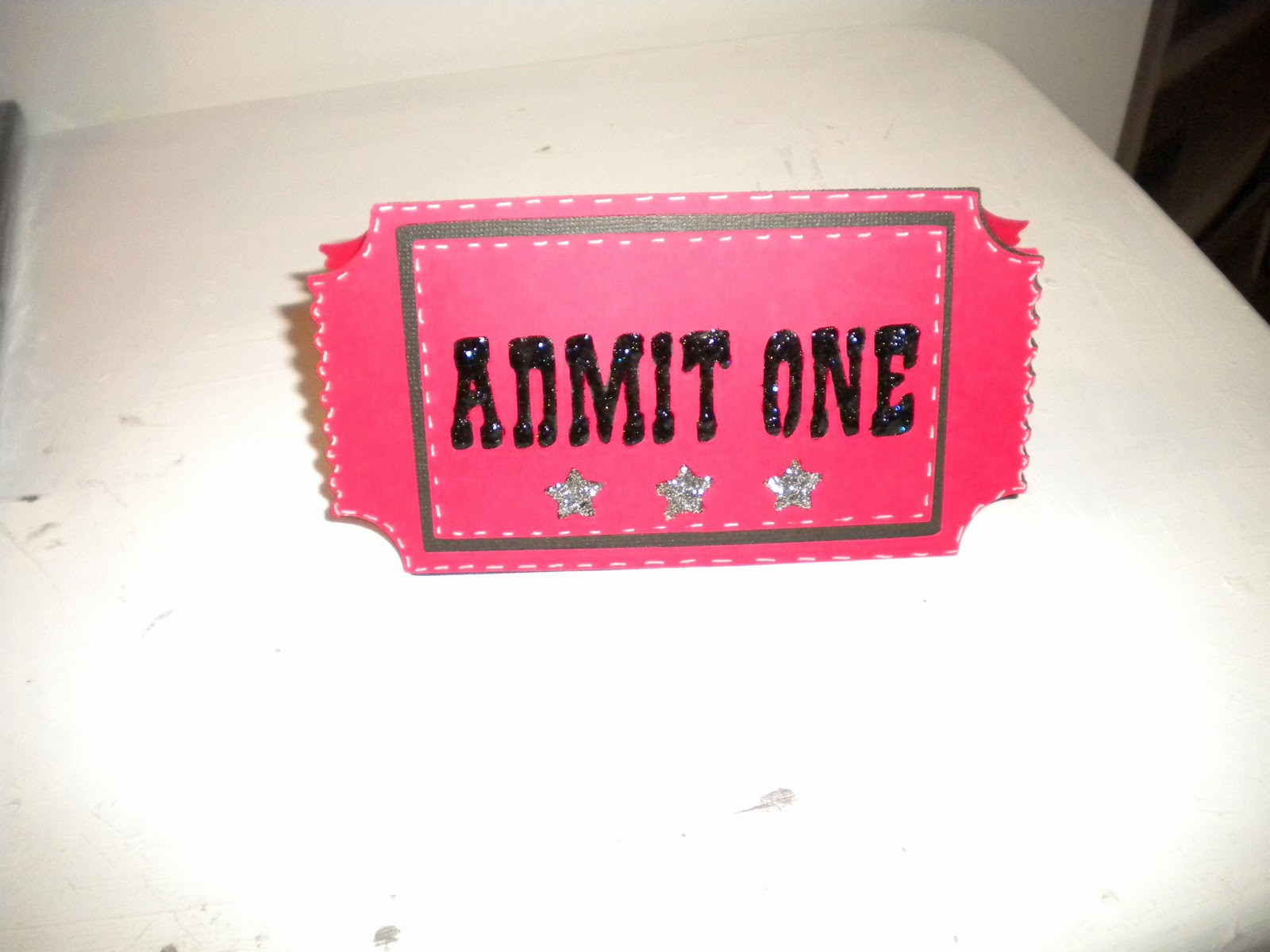 Free Admit One Ticket Template Fresh Free Printable Admit E Ticket Template