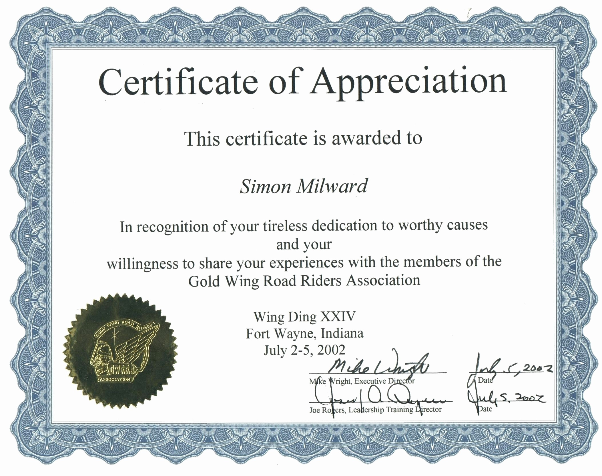 Free Award Certificate Template Word Lovely Template Word Award Certificate Template