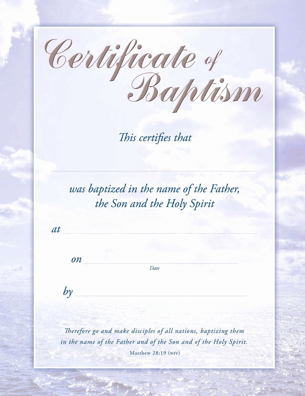 Free Baptism Certificate Template Word Fresh Free Baptism Certificate Template Word Templates