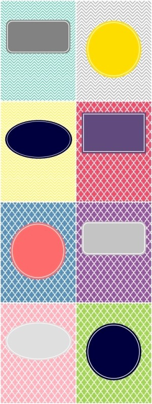 Free Binder Covers and Spines Awesome Free Customizable Binder Covers and Spine Labels In 6