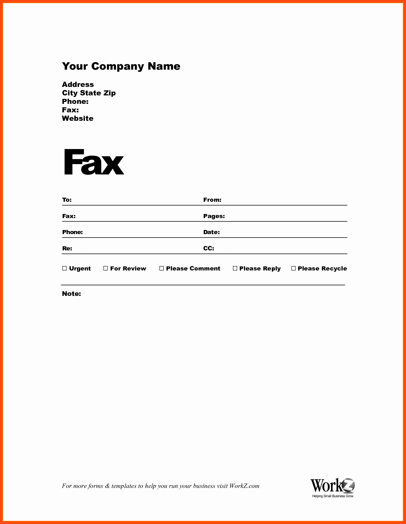 Free Blank Fax Cover Sheet Awesome How to Fill Out A Fax Cover Sheet
