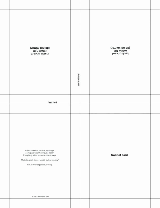 Free Blank Place Card Template Awesome Blank Place Card Template 4 Per Sheet