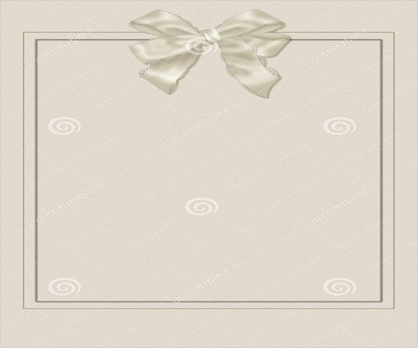 Free Blank Place Card Template Inspirational 9 Blank Place Cards Free Psd Vector Eps Png format