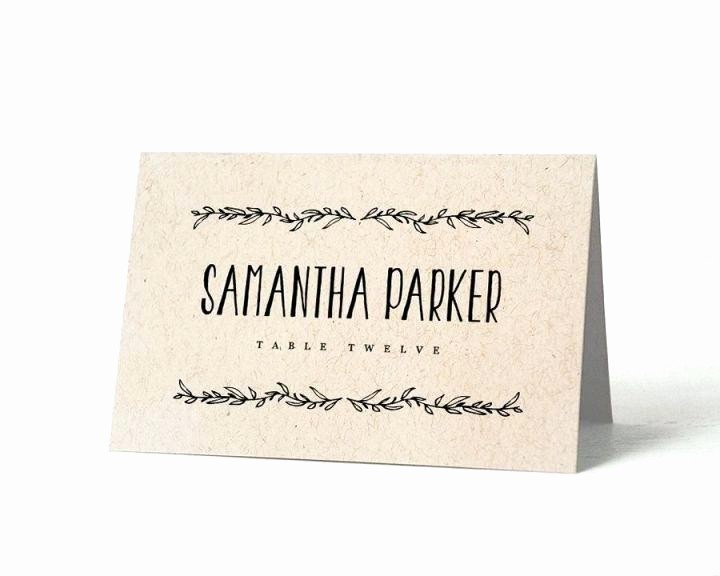 Free Blank Place Card Template Inspirational Free Blank Place Card Template Download 4 Wedding