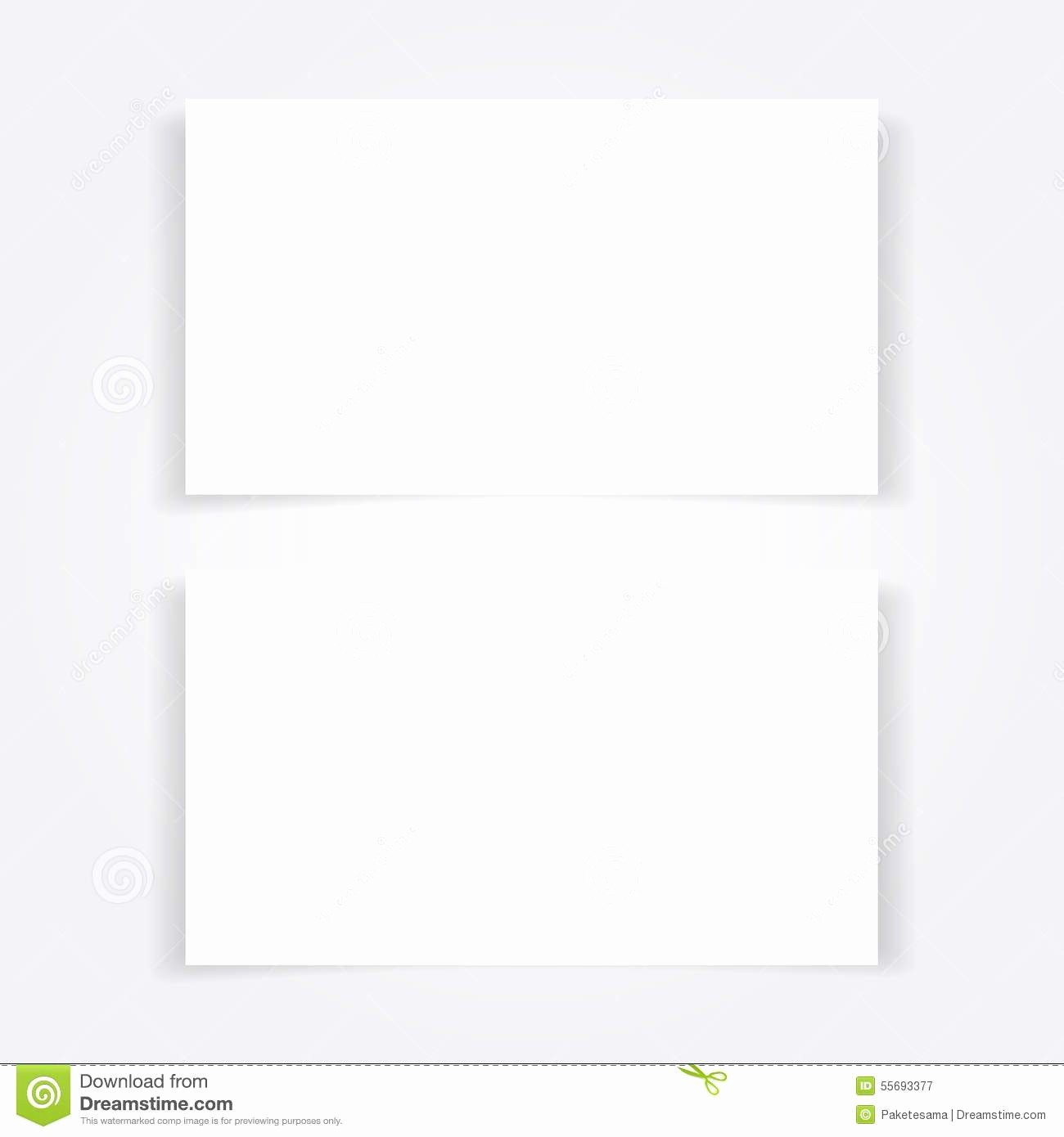 Free Blank Place Card Template Lovely Blank Id Badge Template to Pin On Pinterest