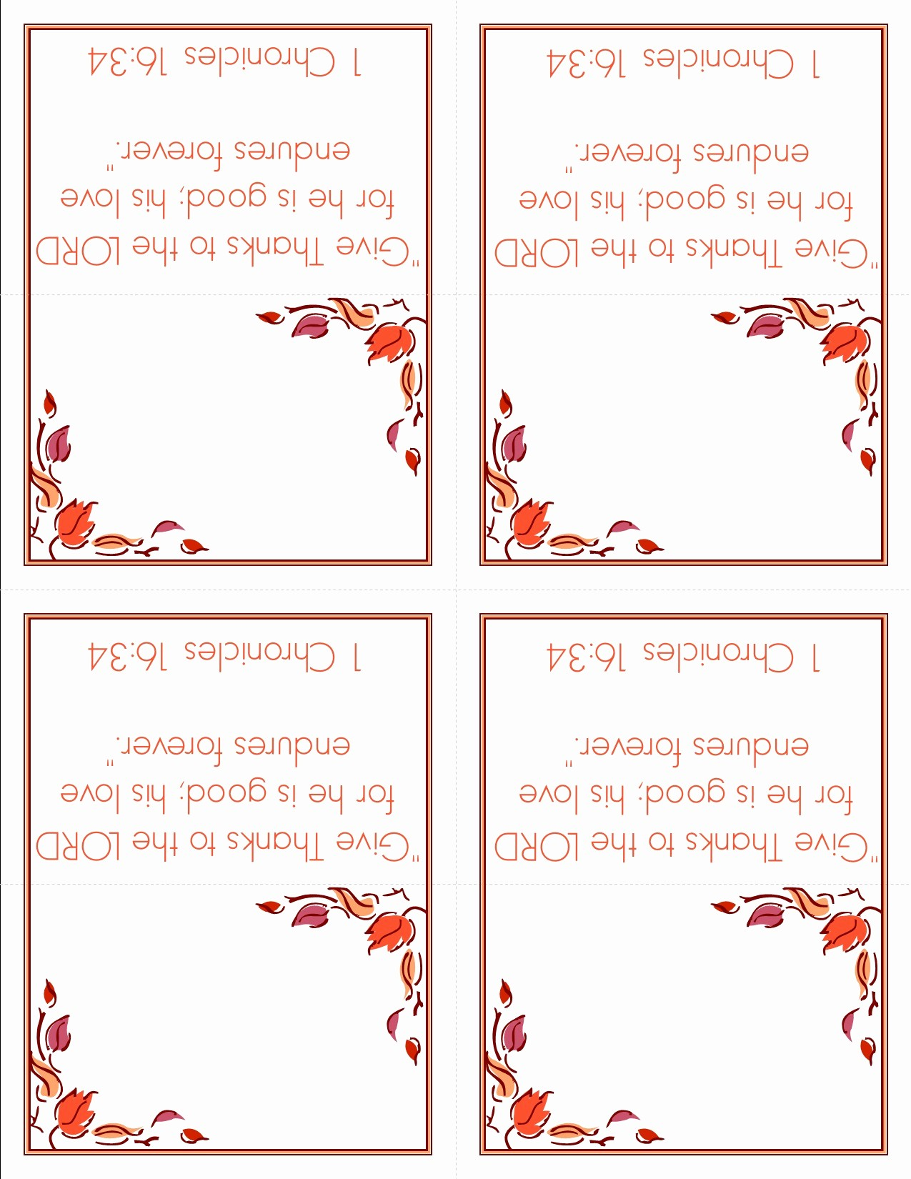 Free Blank Place Card Template Luxury 6 Best Of Free Blank Printable Placecards Free