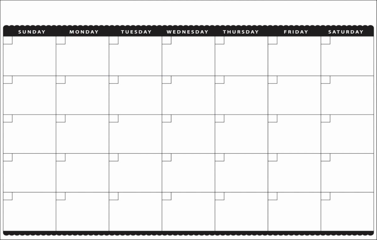 Free Blank Printable Calendar 2017 Fresh Printable Blank Calendar 2017