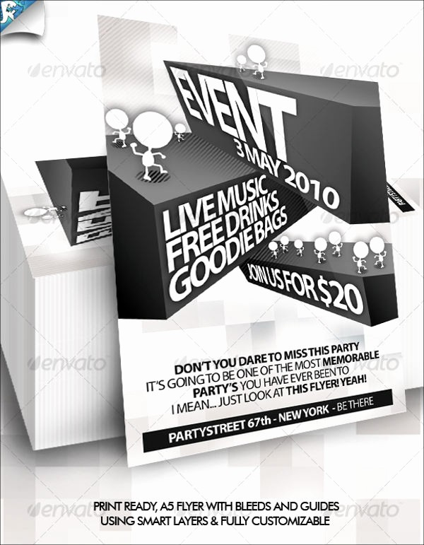 Free Block Party Flyer Template Beautiful 9 Amazing Block Party Flyers