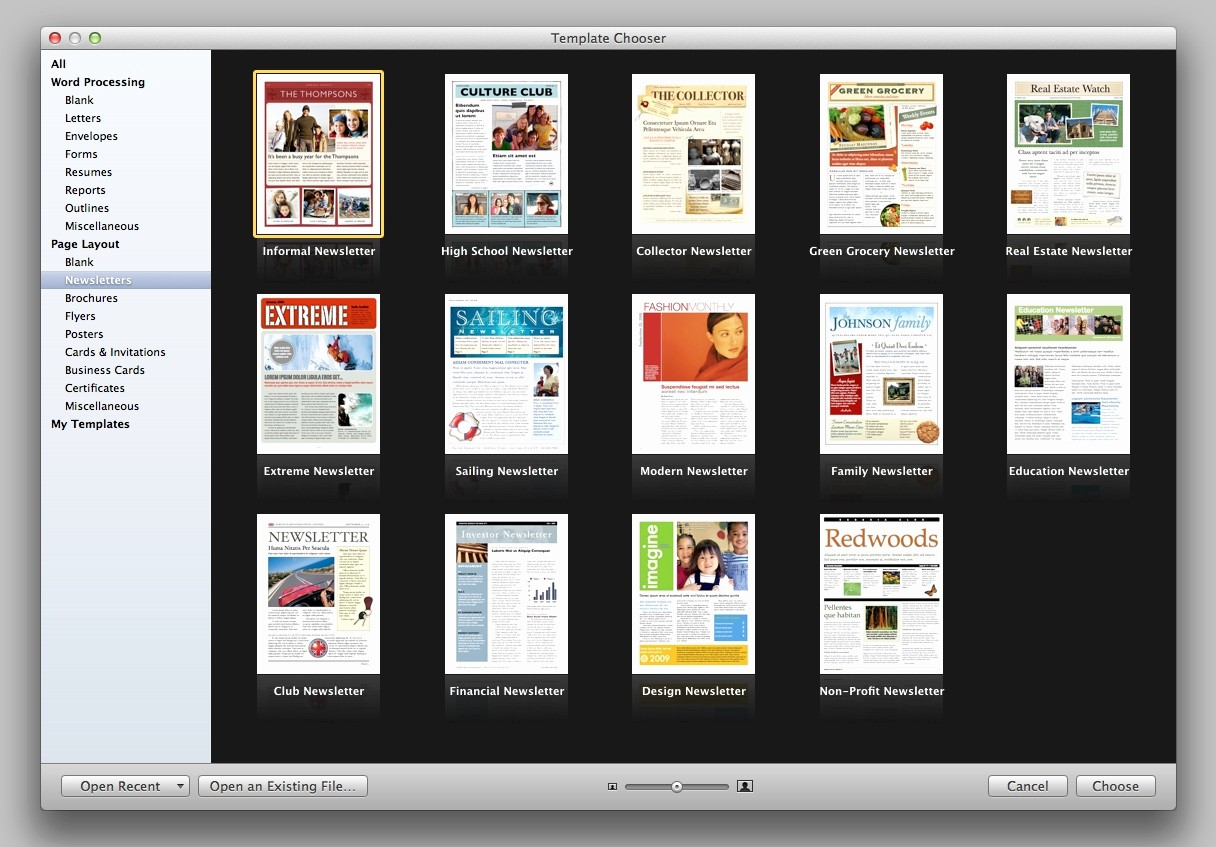 Free Brochure Templates for Mac Awesome 50 Awesome Brochure Templates for Mac