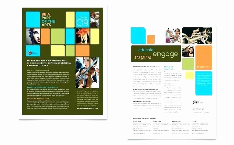Free Brochure Templates for Mac Awesome Free Flyer Templates for Mac Word Graficasxerga