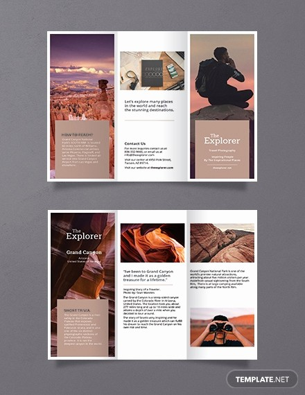 Free Brochure Templates for Mac Inspirational Free A5 Brochure Template Download 281 Brochures In Psd