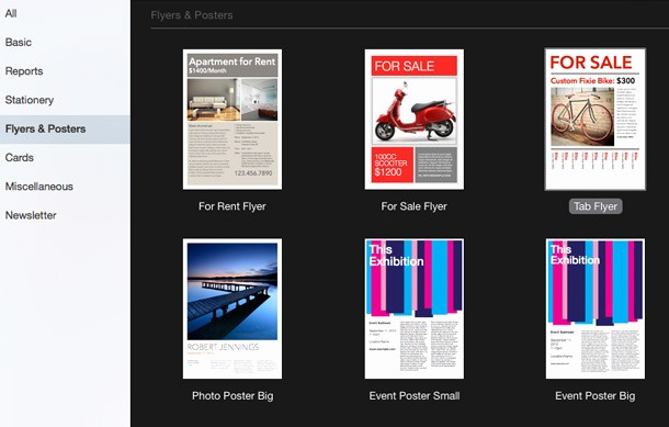 Free Brochure Templates for Mac Lovely Free Pages Brochure Templates Mac Apple Pages Brochure