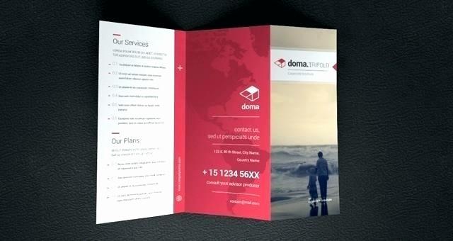 Free Brochure Templates for Mac Luxury Brochure Template for Mac – Graffitiurreality