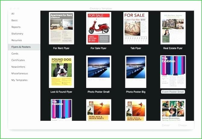 Free Brochure Templates for Mac Unique Mac Pages Brochure Templates – Graffitiurreality
