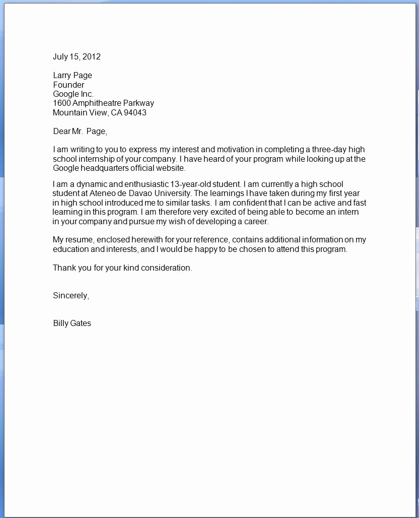 Free Business Letter Template Word Awesome Business Letter Template Free Example Mughals