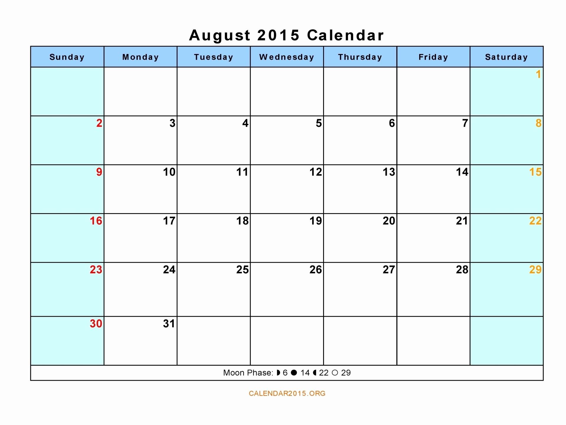 Free Calendar Templates August 2015 Best Of 15 Calendar Templates 2015 April 2015 Calendar